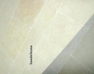 King Galala Limestone Tiles & Steps - 20:30:40cm x Free Length x 2cm Tumbled