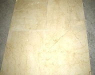 Caria Cream Marble Tiles Available in- 30x30x1cm, 40x40x2cm, 60x40x2cm, 60x60x2cm, 60x80x2cm. Finishes- Polished, Brushed & Honed. Other sizes and_or finishes available upon request